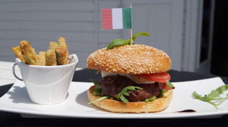 Burger italien