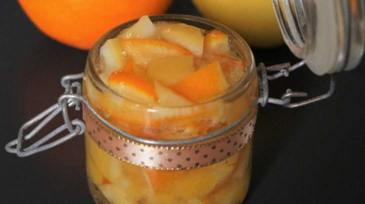 Oranges et citrons confits maison