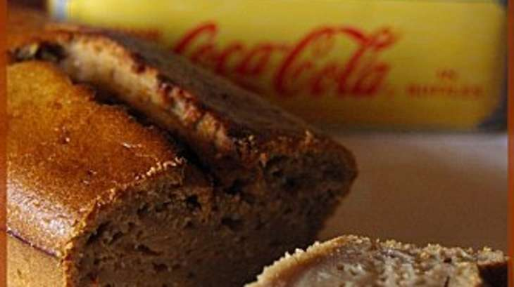 Cake au Coca Cola light ®