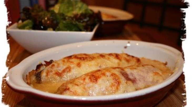 Endives brais es au jambon recette par la neuvi me plan te - Cuisiner endives au jambon ...