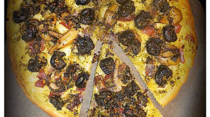 Pizza chic'oh ! escargots