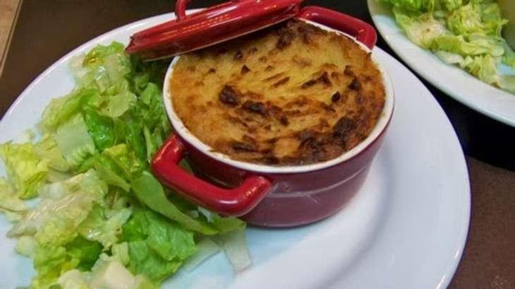 Parmentier de canard confit recette par cuisine en folie - Comment cuisiner des cuisses de canard fraiches ...