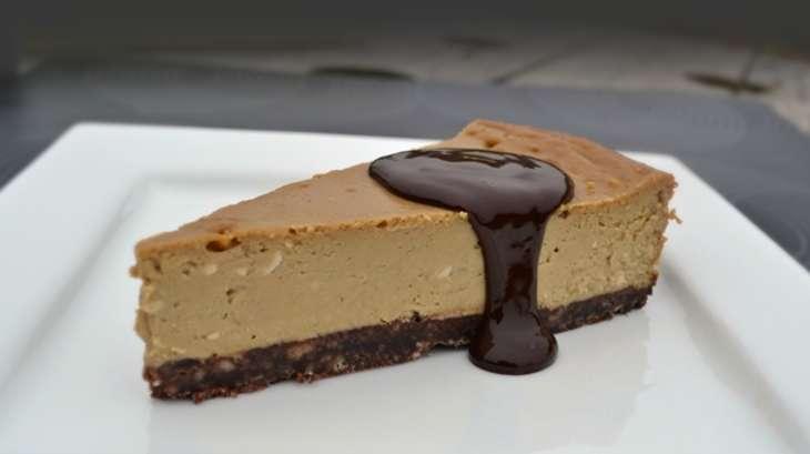 Cheesecake café/chocolat/whisky