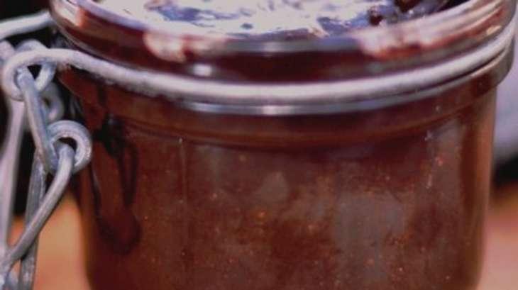 Pâte à tartiner pistaches chocolat et huile d'olive