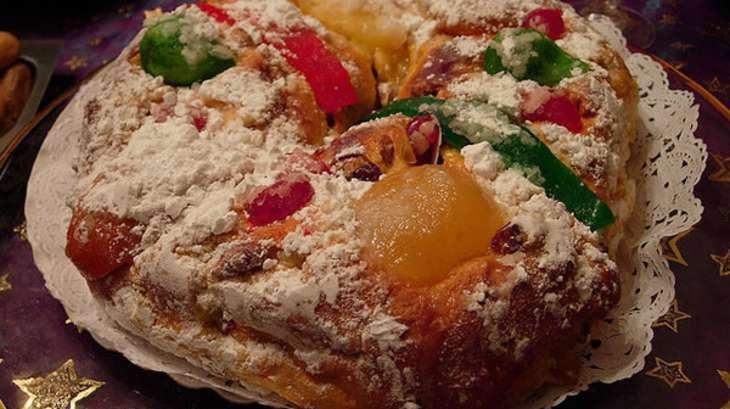 G teau roi traditionnel portugais recette par cuisine portugaise - Cuisine portugaise recettes ...