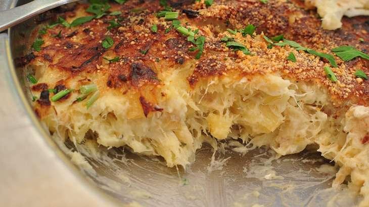 Morue la cr me recette par cuisine portugaise - Recette de cuisine portugaise avec photo ...