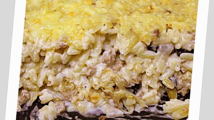 gratin de p 226 tes grecques aux aubergines grill 233 es recette par lesgourmandisesdesylf