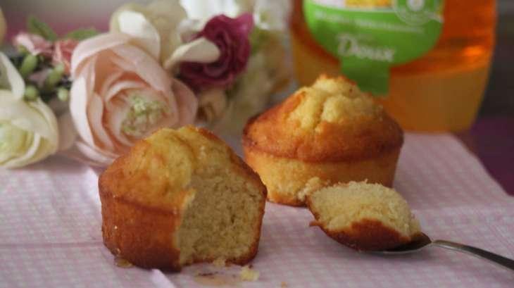 Muffins à l'amande amère