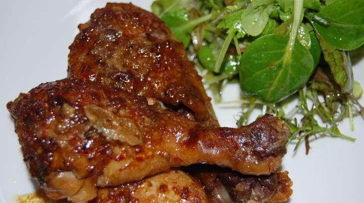 pilons de poulet au four recette par tchop afrik 39 a cuisine. Black Bedroom Furniture Sets. Home Design Ideas