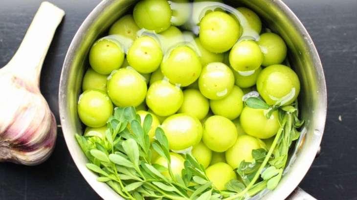 Tkemali: sauce géorgienne aux prunes