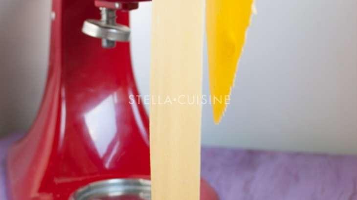 Comment faire ses pâtes fraîches maison