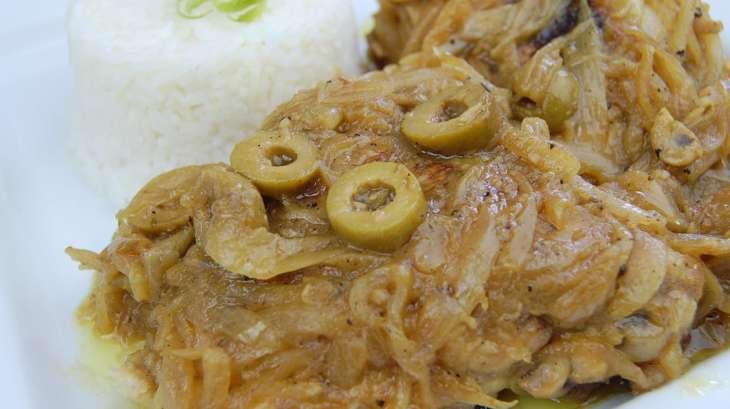 Poulet yassa recette par tchop afrik 39 a cuisine - Specialite africaine cuisine ...