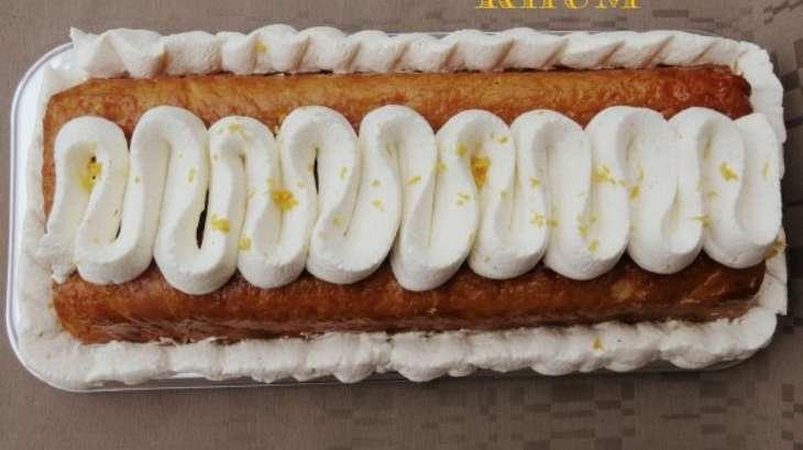 Baba au rhum de christophe michalak recette par merc dessert for Rhum pour cuisiner