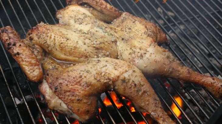 recette barbecue de poulet un site culinaire populaire avec des recettes utiles. Black Bedroom Furniture Sets. Home Design Ideas