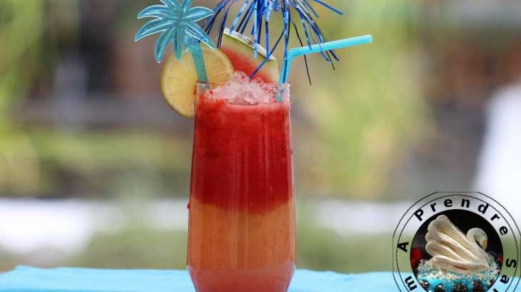 cocktail rapide rhum