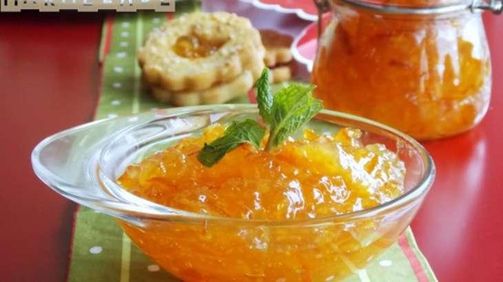 Marmelade d 39 orange am re recette par mes inspirations culinaires - Marmelade d orange amere ...