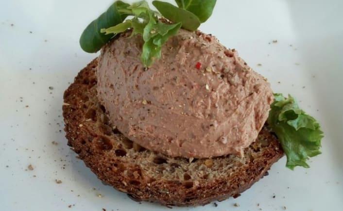 Le Délice de foie au Riesling d'Alsace - NathyChef