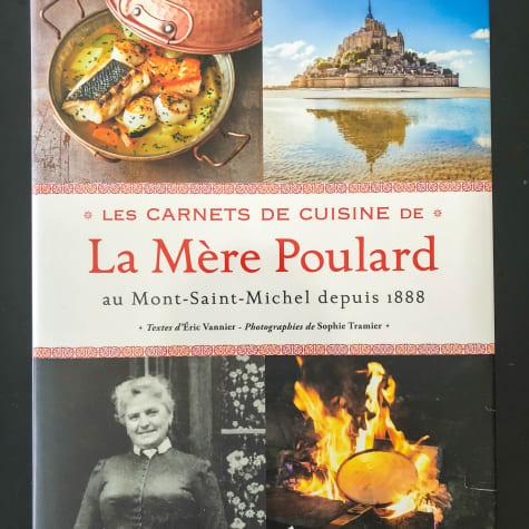 Les carnets de cuisine de La Mère Poulard