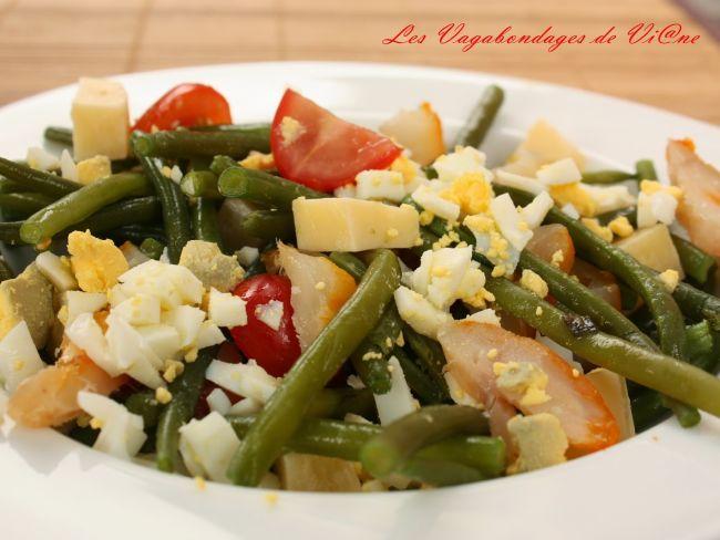 Haricot Vert Salad Salade de Haricots Verts et