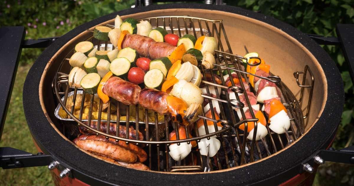 côte de boeuf au barbecue - cuisson d'une côte de boeuf au kamado