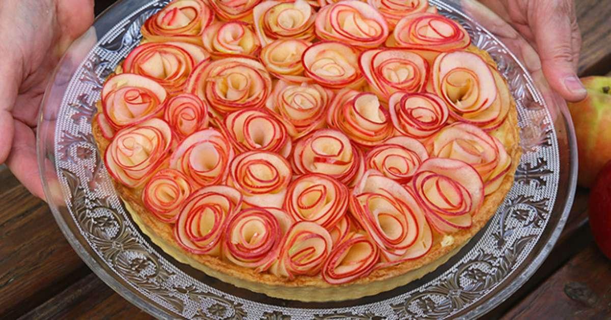 le p ch du mercredi la tarte aux pommes qu 39 on l 39 aime nature la cannelle ou avec compote. Black Bedroom Furniture Sets. Home Design Ideas
