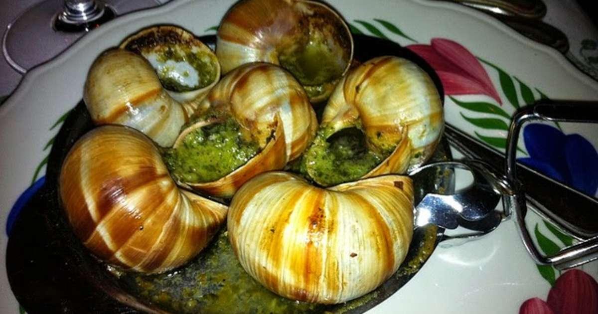 Escargots en persillade la bourguignonne en coquille recette par cuisine maison d - La maison des escargots ...
