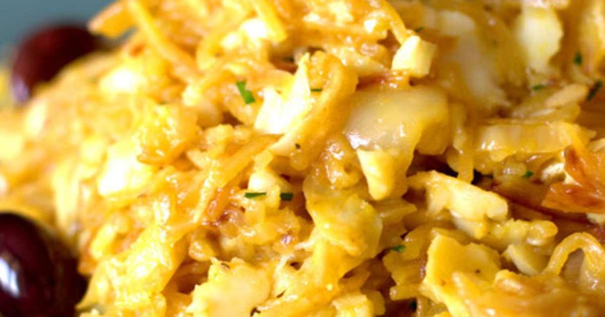 Bacalhau a braz portugal recette par humour gloire et - Cuisiner la morue dessalee ...