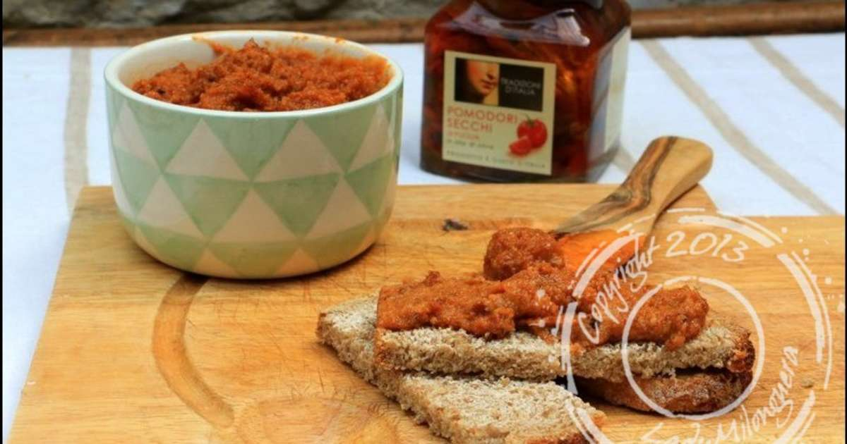 Tartinade d artichaut et tomates s ch es recette par - Cuisiner les morilles sechees ...
