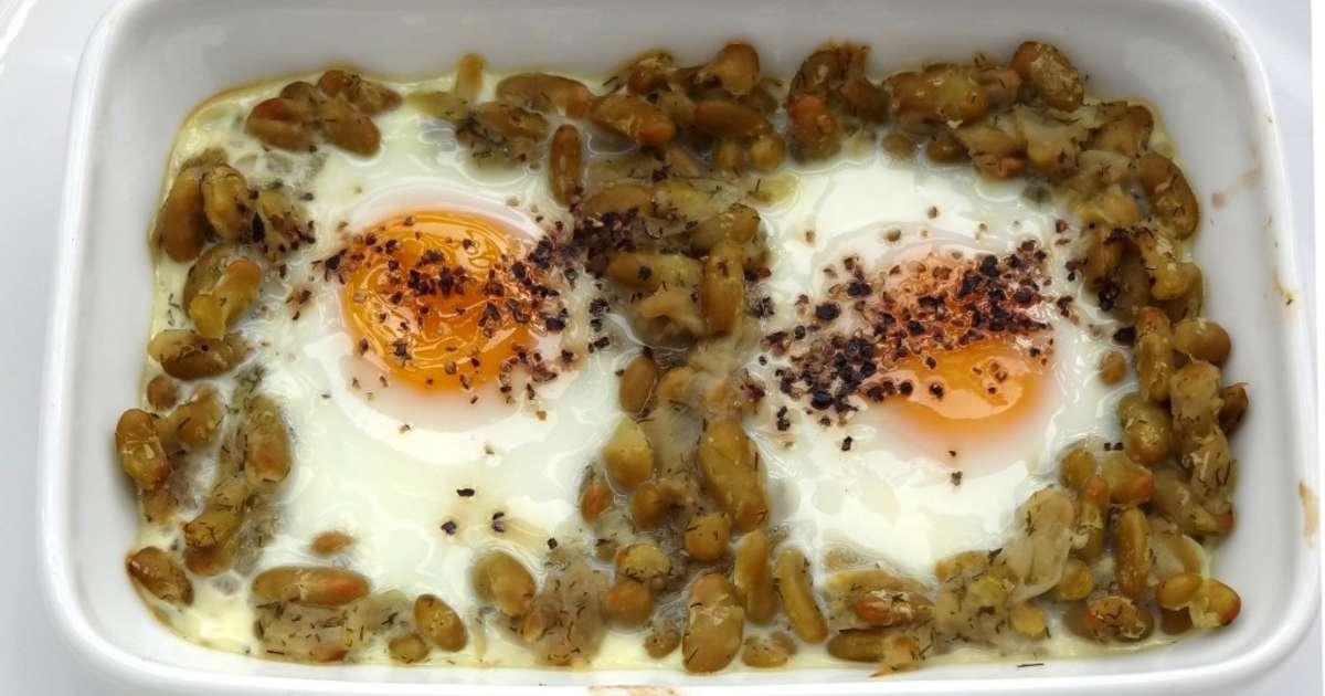 Flageolets Aux œufs Et Aneth Recette Par La Tendresse En Cuisine - Cuisine iranienne