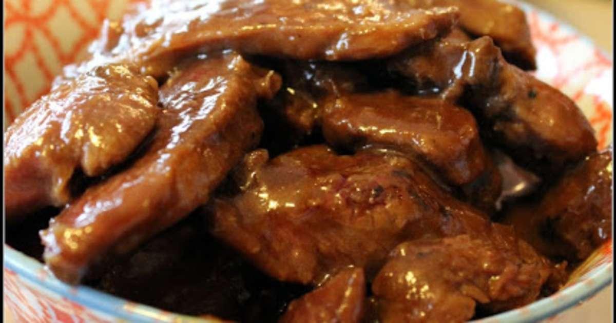Magrets de canard caram lis s au gingembre et au miel recette par keskonmangemaman - Recette de cuisse de canard en sauce ...