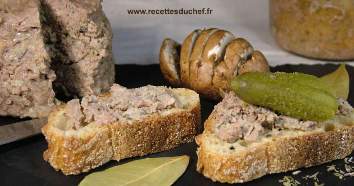 Terrine de porc au porto et aux champignons recette par - Comment cuisiner du sanglier sans marinade recette ...