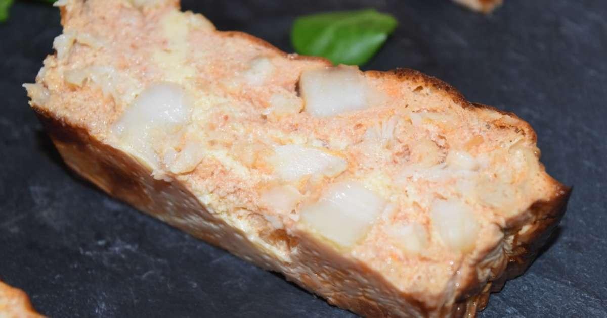 Terrine de poisson et de p toncle recette par maman a - Cuisiner le foie de lotte ...