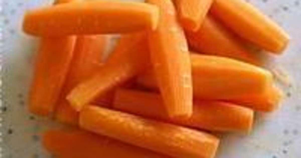 Carottes tourn es tourner les carottes technique - Cuisiner fanes de carottes ...