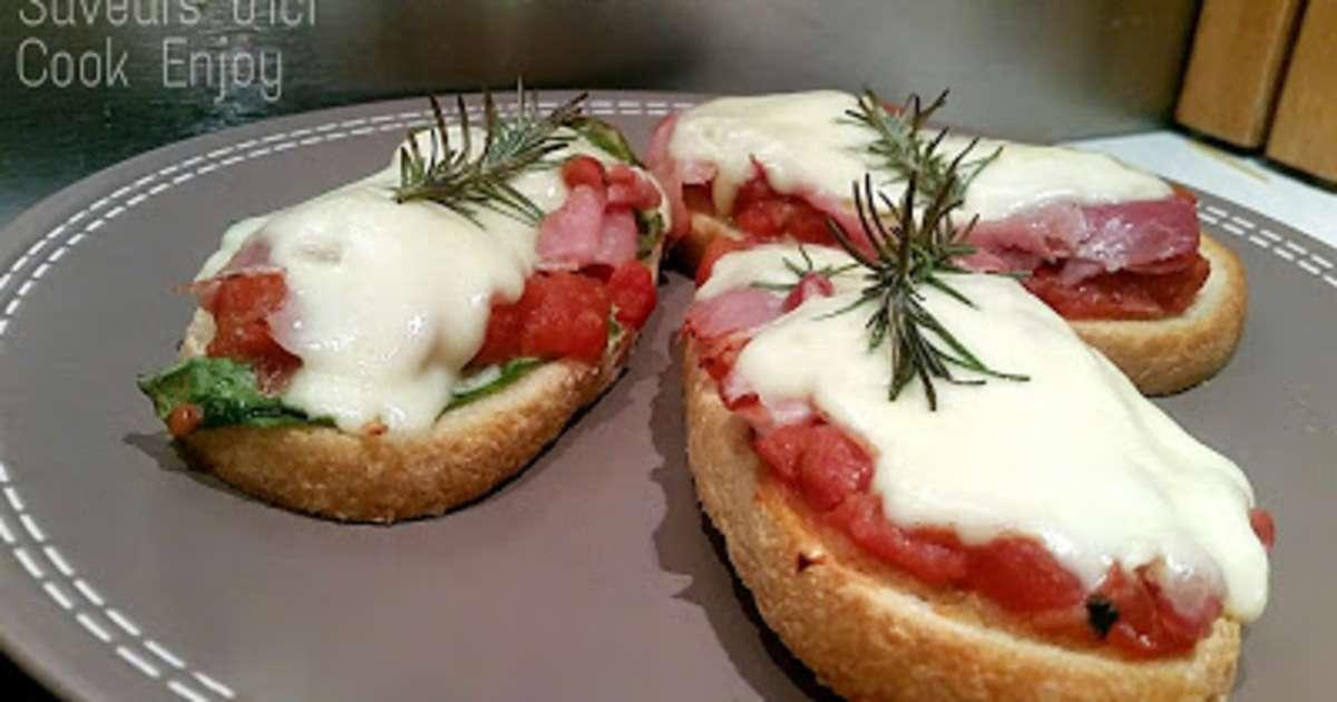 Recettes de jambon de parme et de tomate cerise - Cuisiner la mozzarella ...