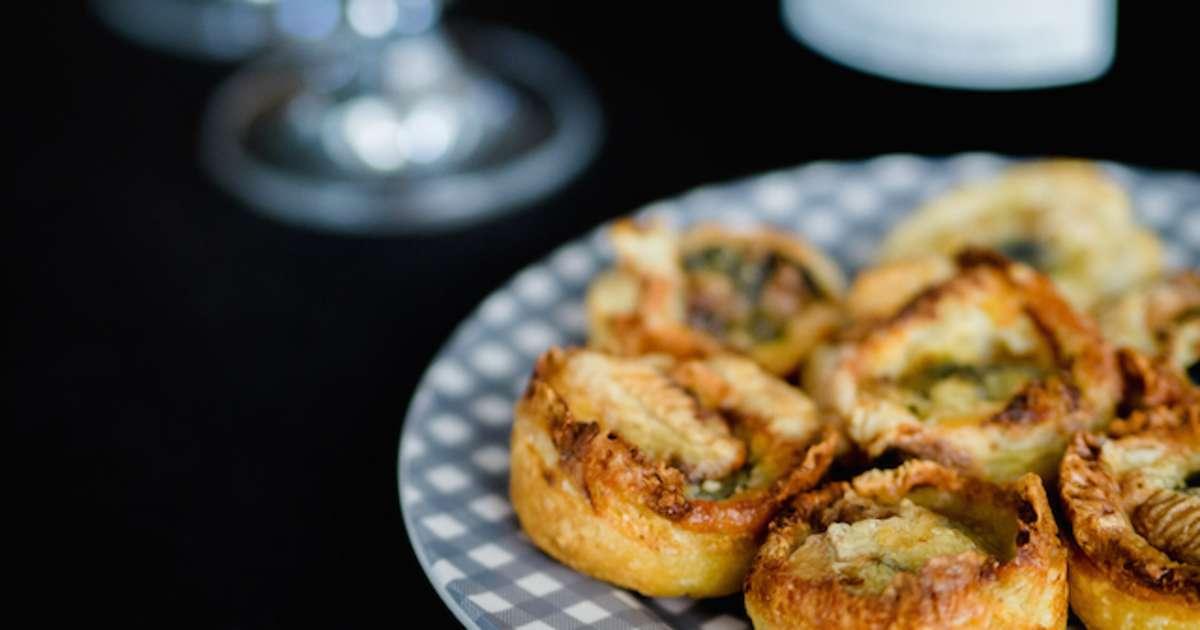 Feuillet s aux escargots et au munster recette par le la - Cuisiner les escargots ...