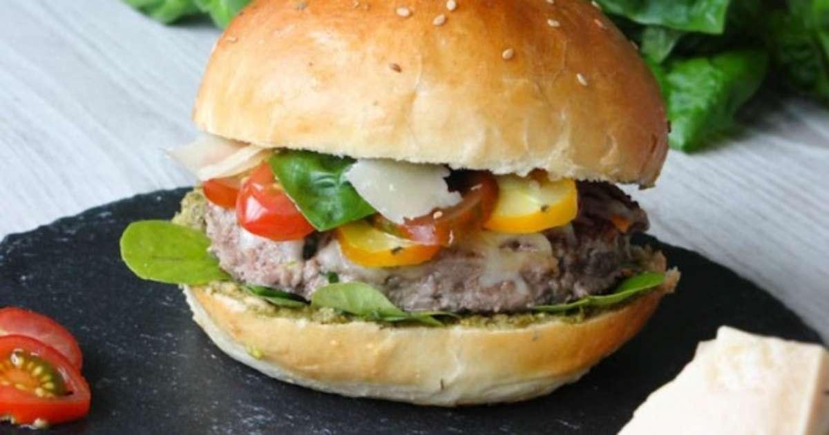 Allez ce weekend on se fait des burgers maison et si vraiment vous n 39 tes pas convaincus il - Recette hamburger maison original ...