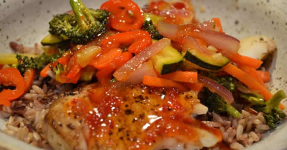 Cabillaud legumes recette par recette cookeo - Recette facile a cuisiner ...