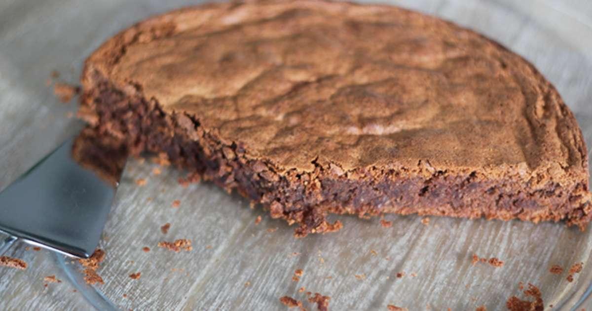 gâteau à la crème de marron, noisette et chocolat - recette par