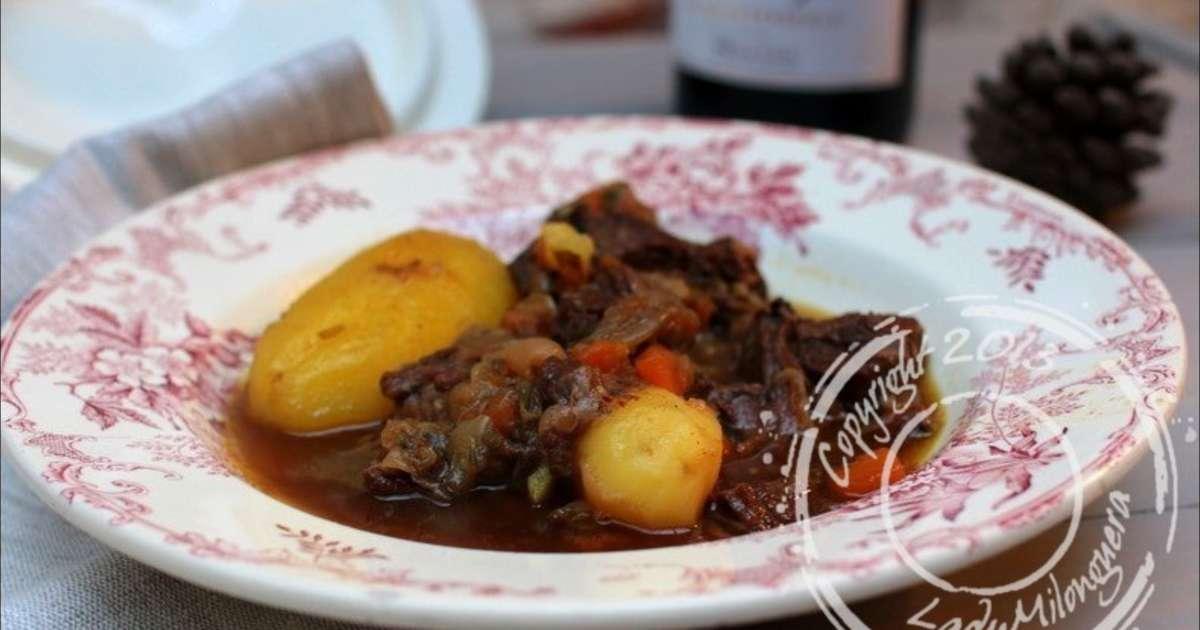 joues de b uf en irish stew irlandais recette par ladymilonguera. Black Bedroom Furniture Sets. Home Design Ideas