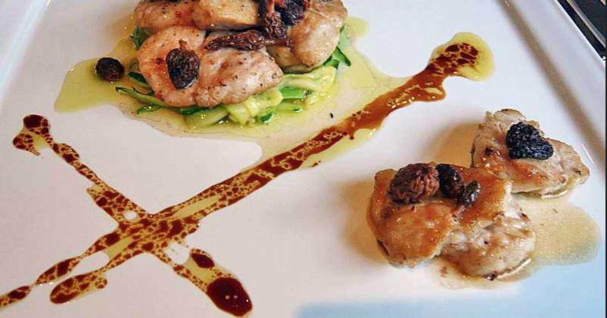 Ris de veau aux morilles recette par monepicierduterroir - Cuisiner le foie de veau ...