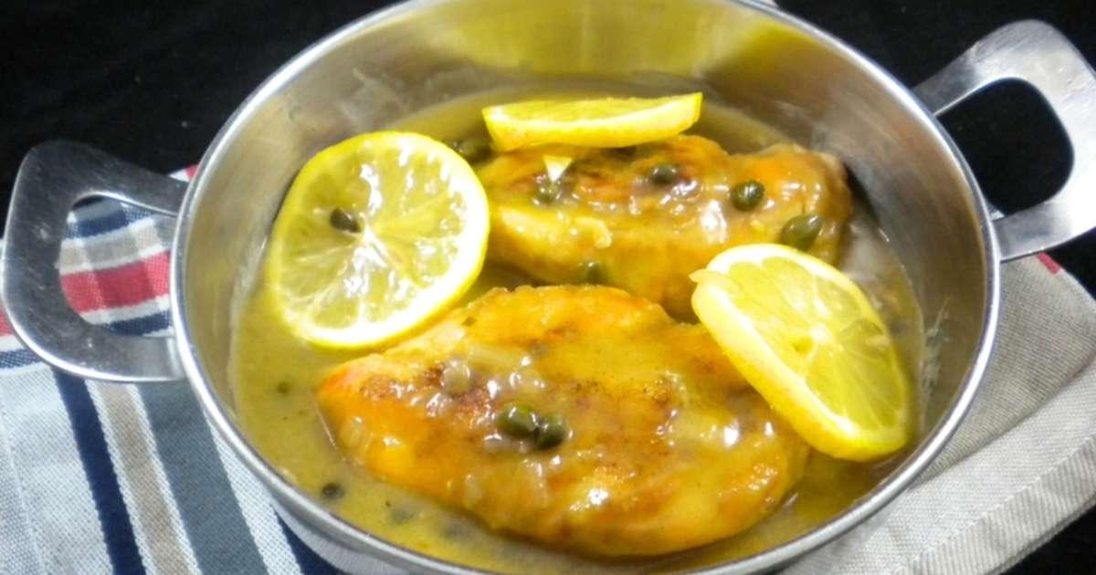 Recettes filet de poulet chef simon - Filet de poulet au four ...