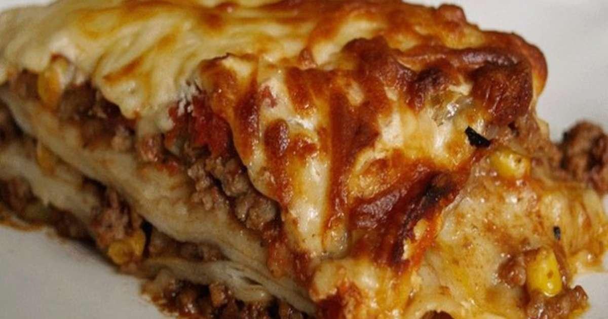 recette de lasagne bolognaise ricotta recette par tastygourmandise. Black Bedroom Furniture Sets. Home Design Ideas