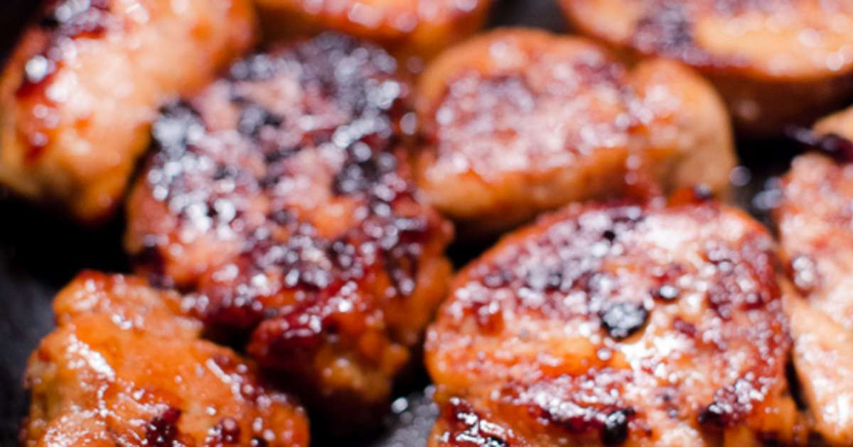 Filet mignon de porc saut au miel et aux pices - Cuisiner un filet mignon de porc au four ...