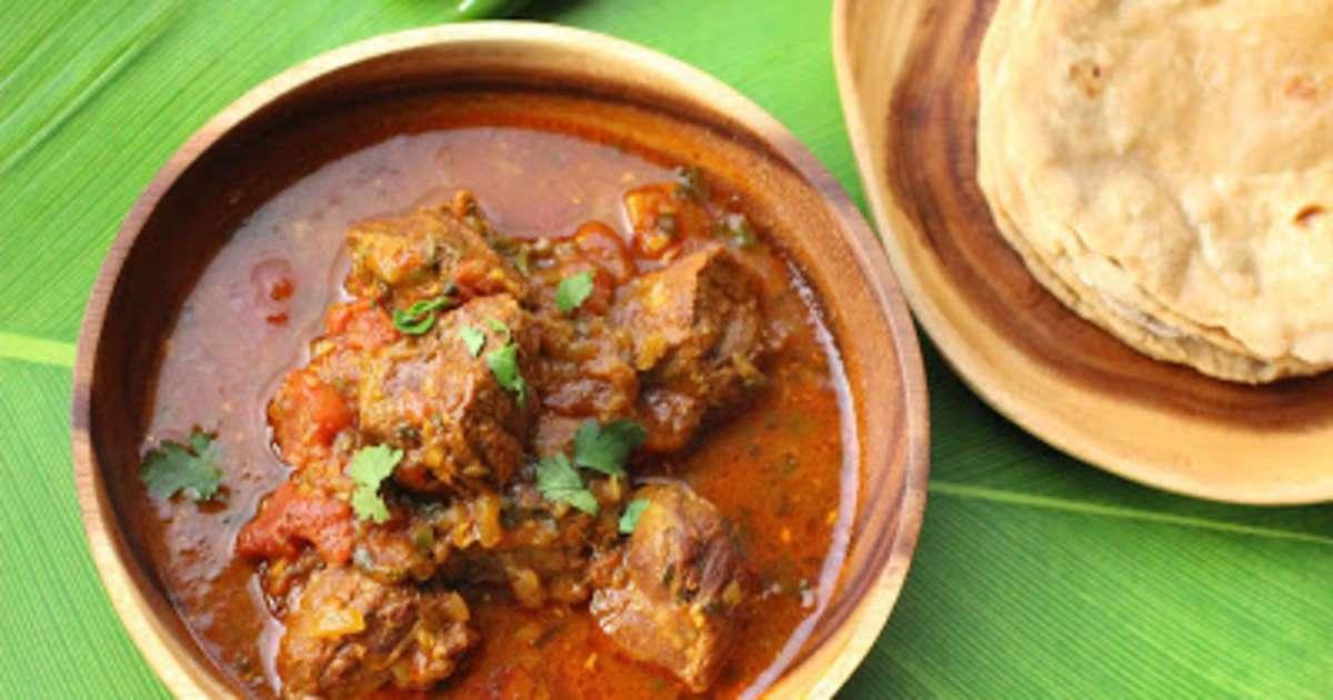 Curry de joues de porc comme goa recette par un peu - Cuisiner des joues de porc ...