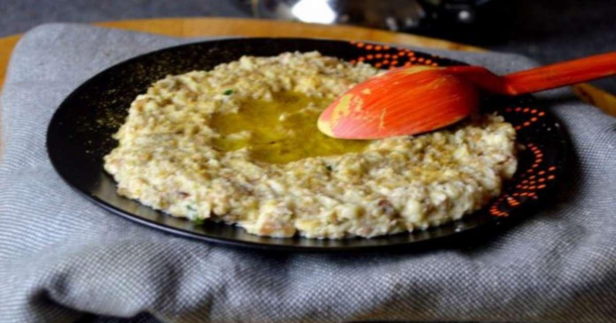Pur e de f ves la marocaine tastygourmandise recette - Cuisiner des feves seches ...
