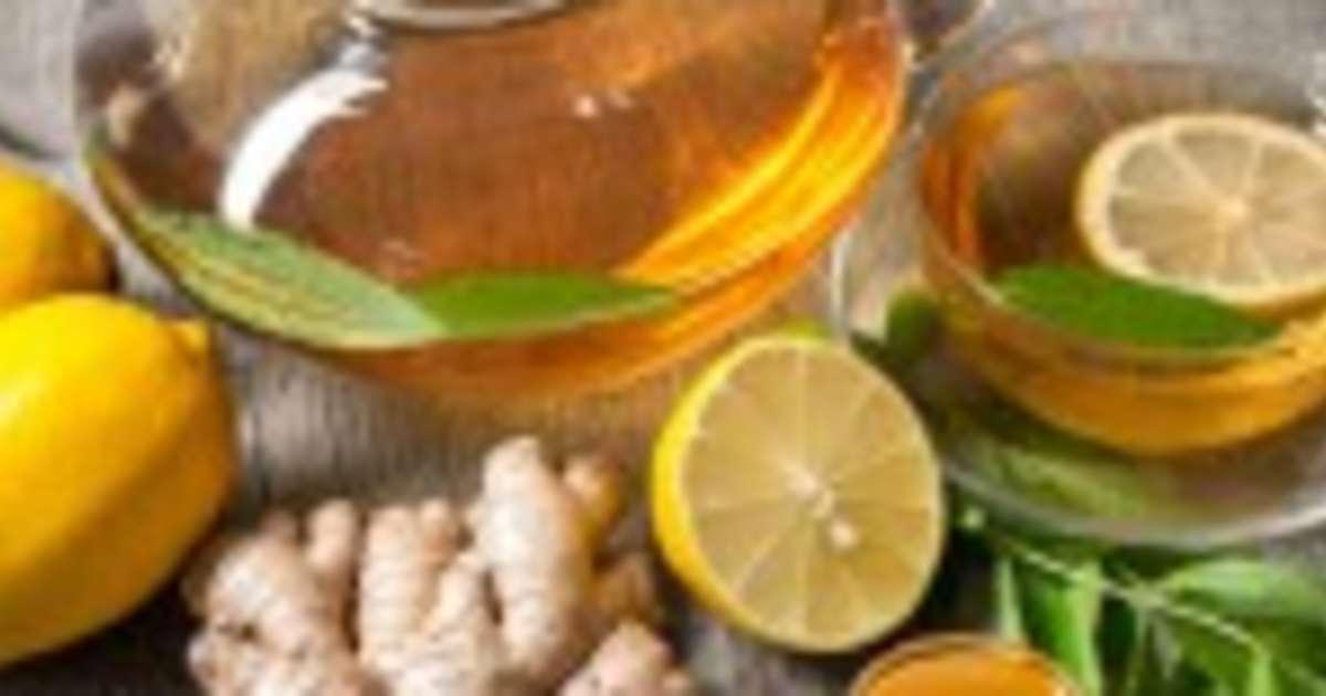 cannelle citron gingembre