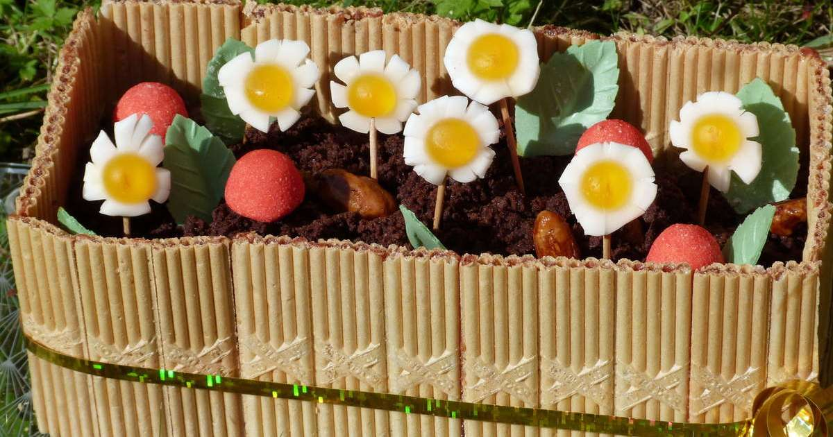 jardini re de chocolat recette par docteur chocolatine. Black Bedroom Furniture Sets. Home Design Ideas