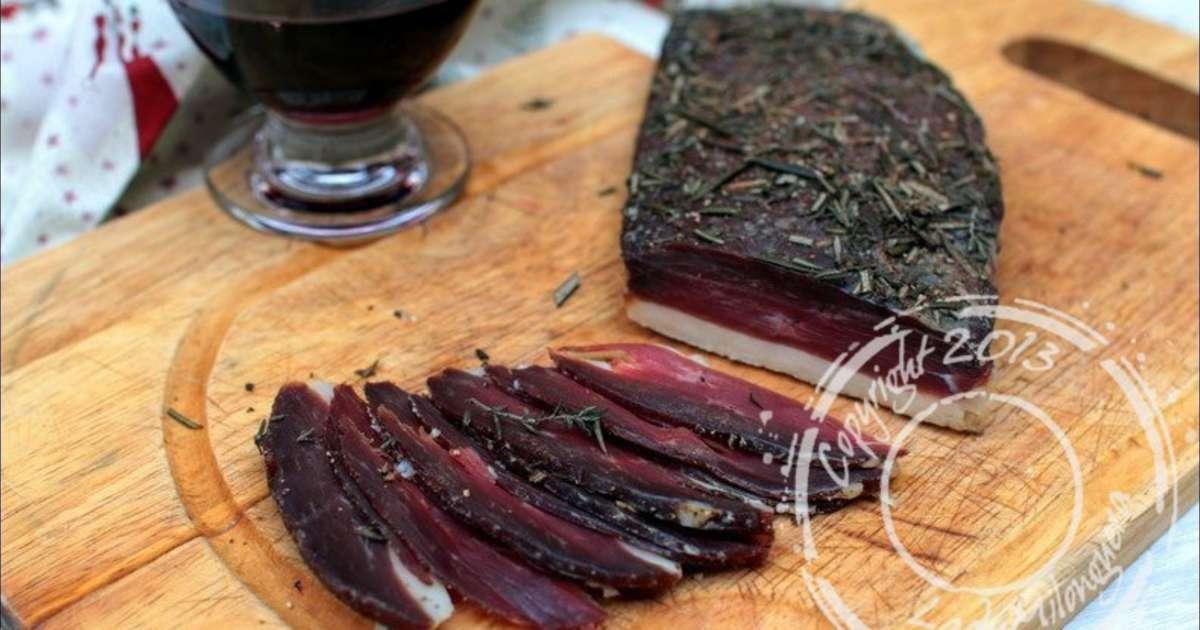 magret de canard s ch aux herbes recette par ladymilonguera. Black Bedroom Furniture Sets. Home Design Ideas