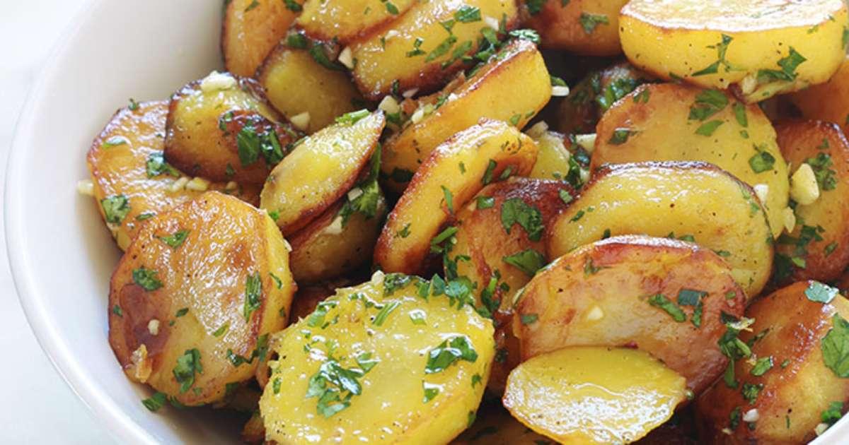 pommes de terre sarladaises cuisine p rigourdine recette par cuisine culinaire. Black Bedroom Furniture Sets. Home Design Ideas