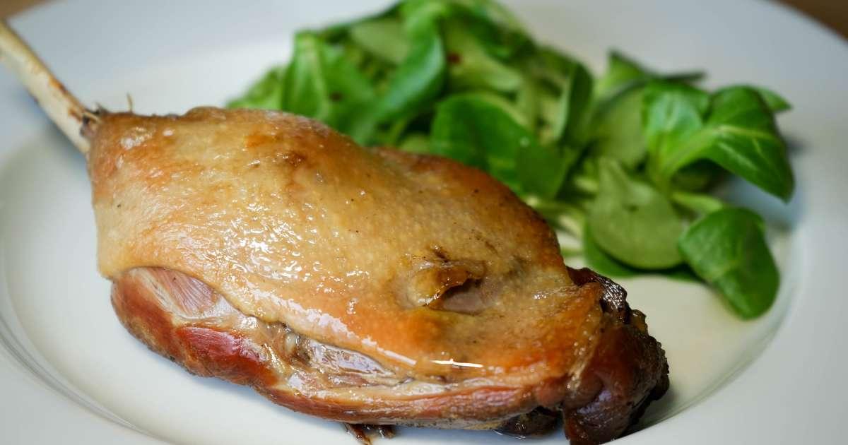 canard à la française